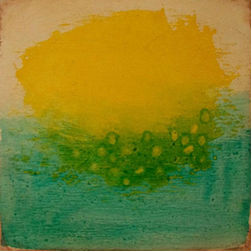 Mining 11 Oil On Canvas