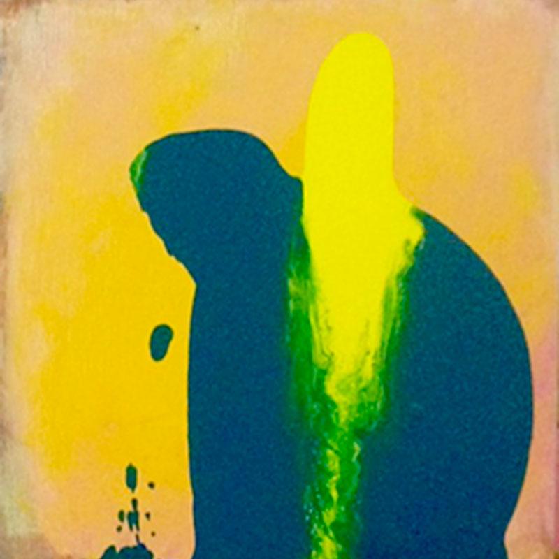 Mining 10 Oil On Canvas