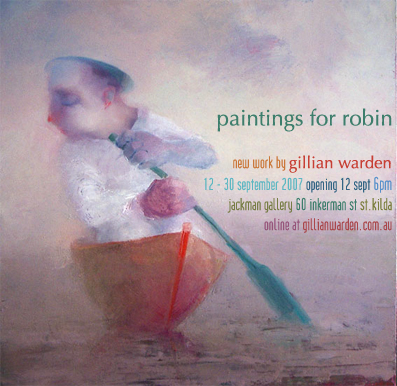 Paintings for Robin