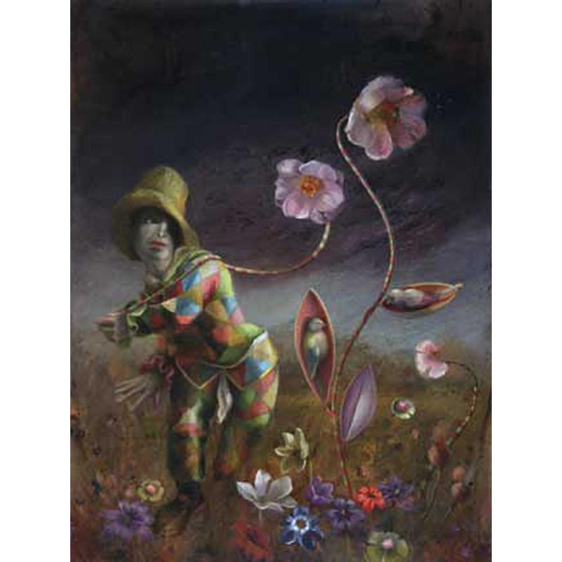 kaleidoscope Oil Painting