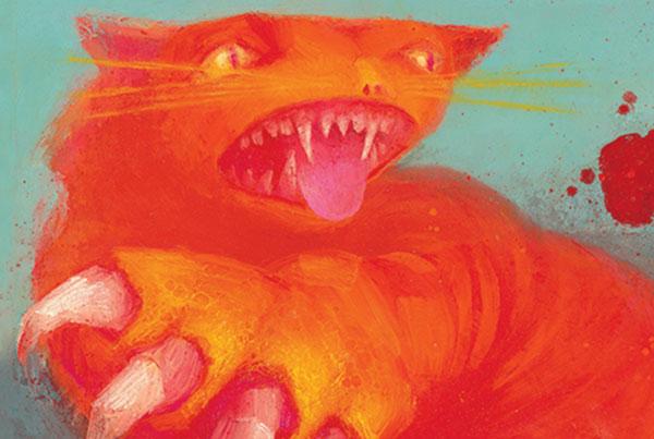 Cat On The Island – p26-27